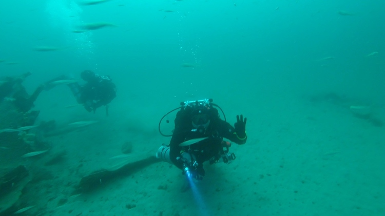 Tech Diving Scapa Flow