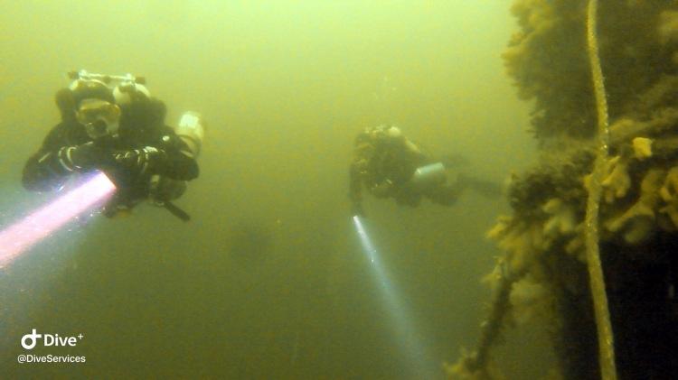 BSAC Mixed Gas 60mtr - Explorer Diving Course