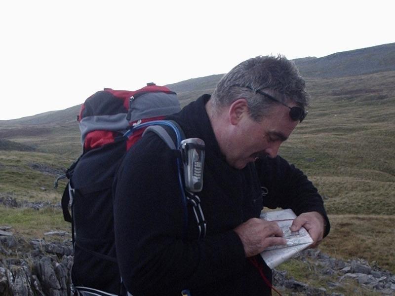 Mountain Navigation Training