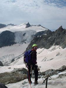 Alpine Mountain Leading