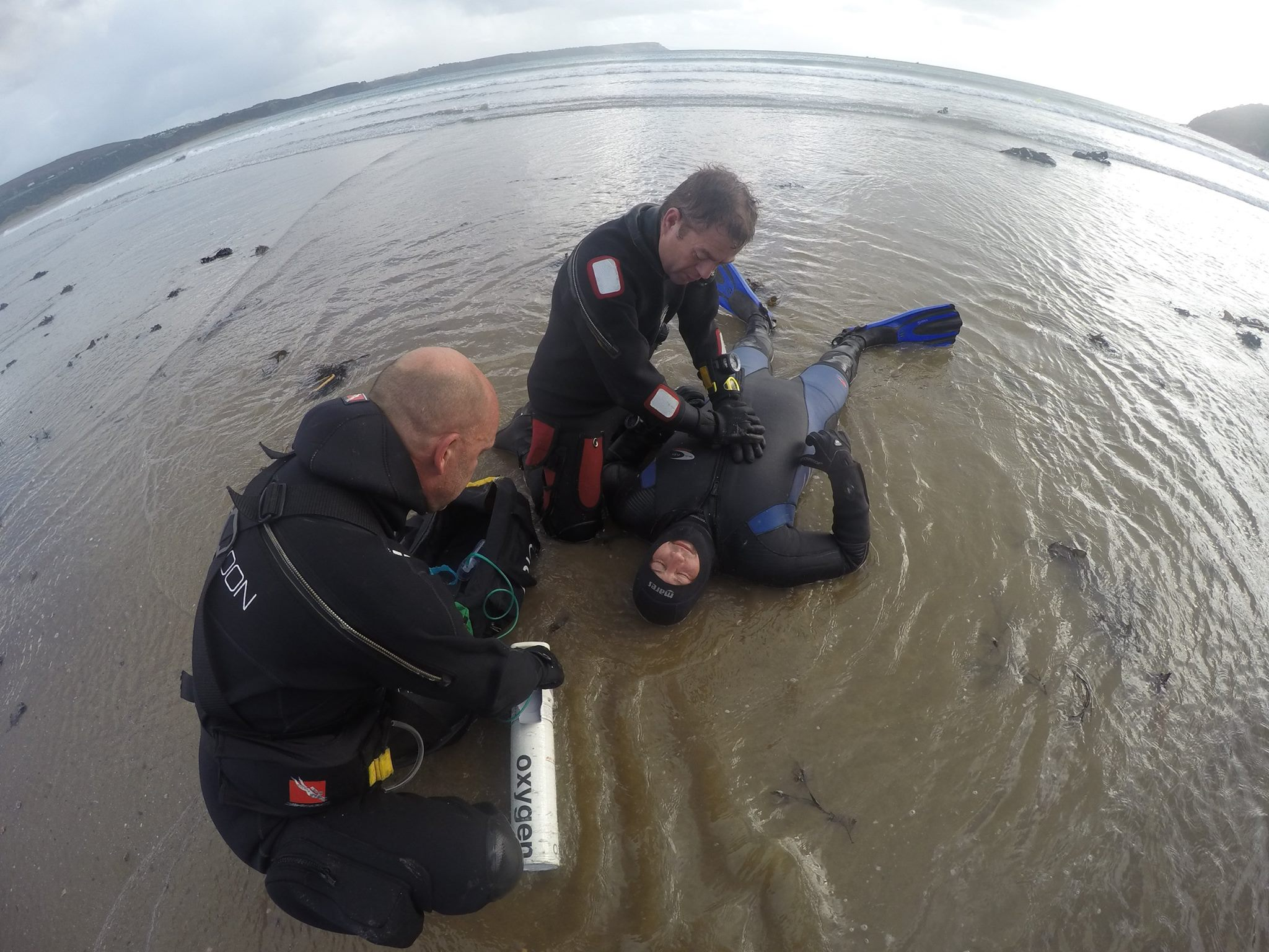 Diver First Aid