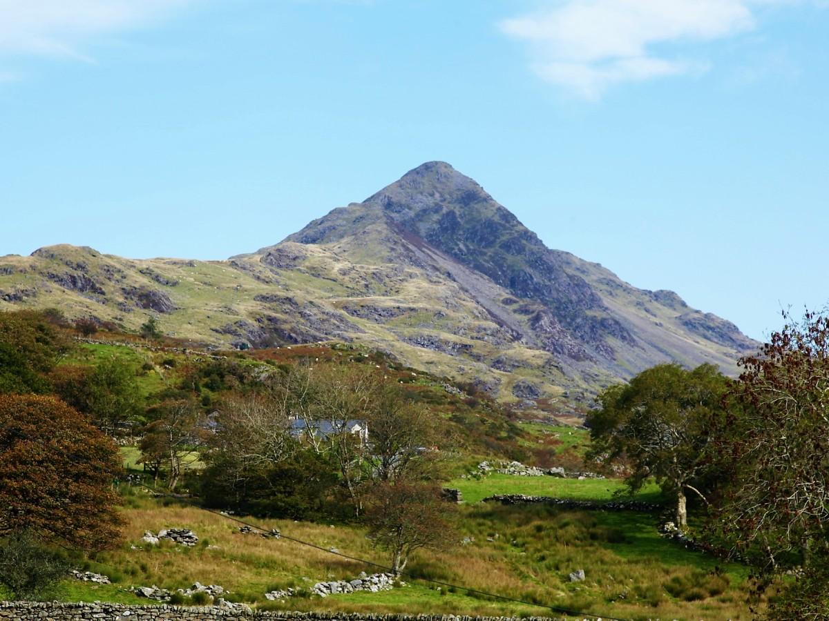 Cnicht Hiking in Snowdonia