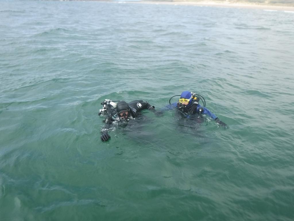 Drift Diver Training Course