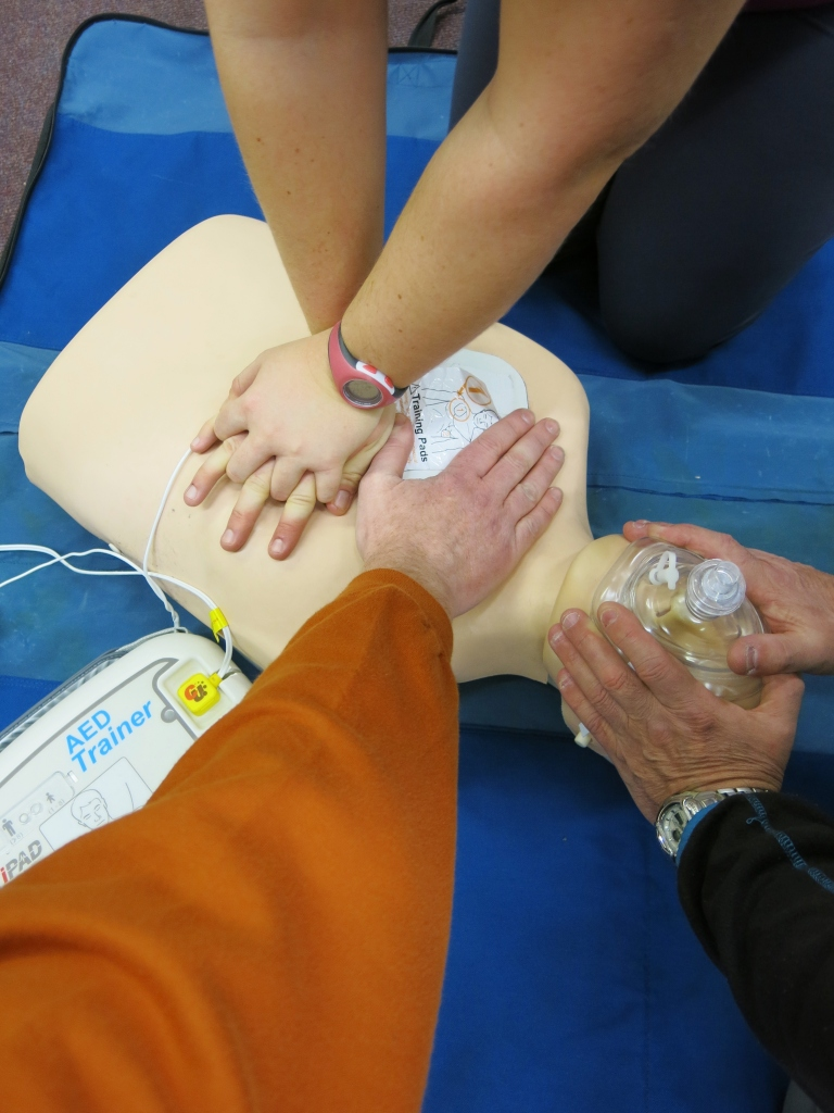 First Aid at Work Level 3 Course