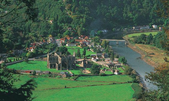 Tintern Abbey Walks