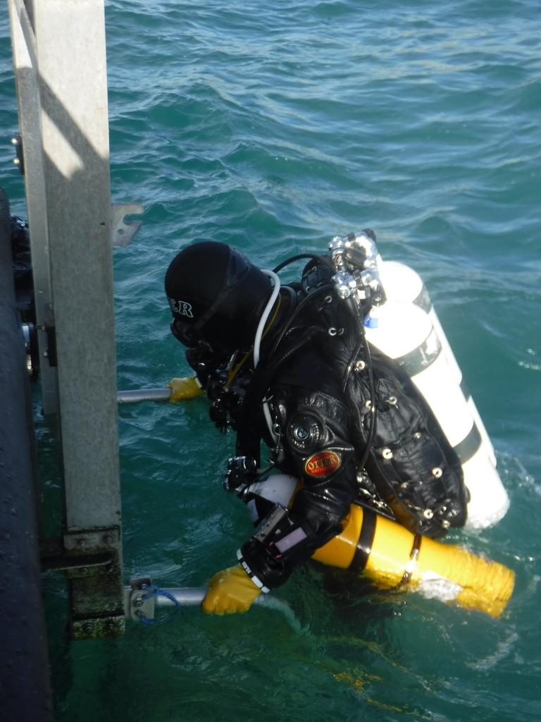IANTD Technical Nitrox Diver