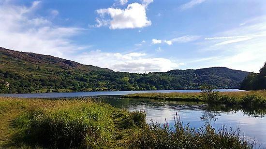 Llyn Gwynant Family Hike in Snowdonia.