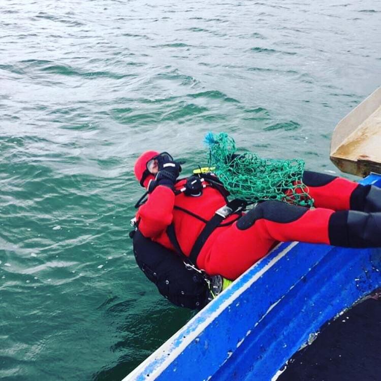 Sustainable Hand Fishing