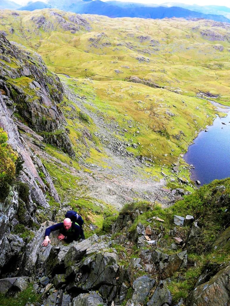 Jacks Rake - Lake District Scramble