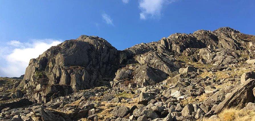 Llechog Buttress and Ridge
