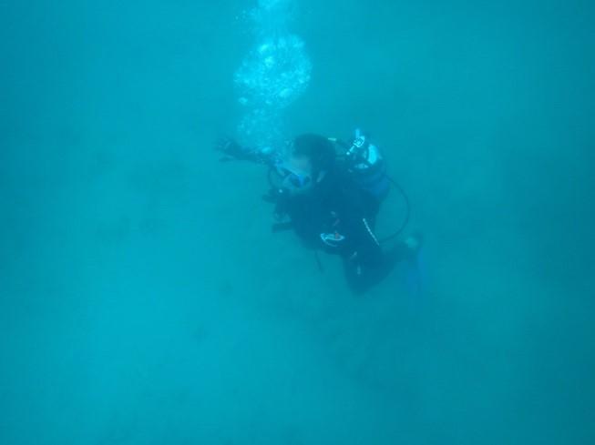 Buoyancy Training for camera crew
