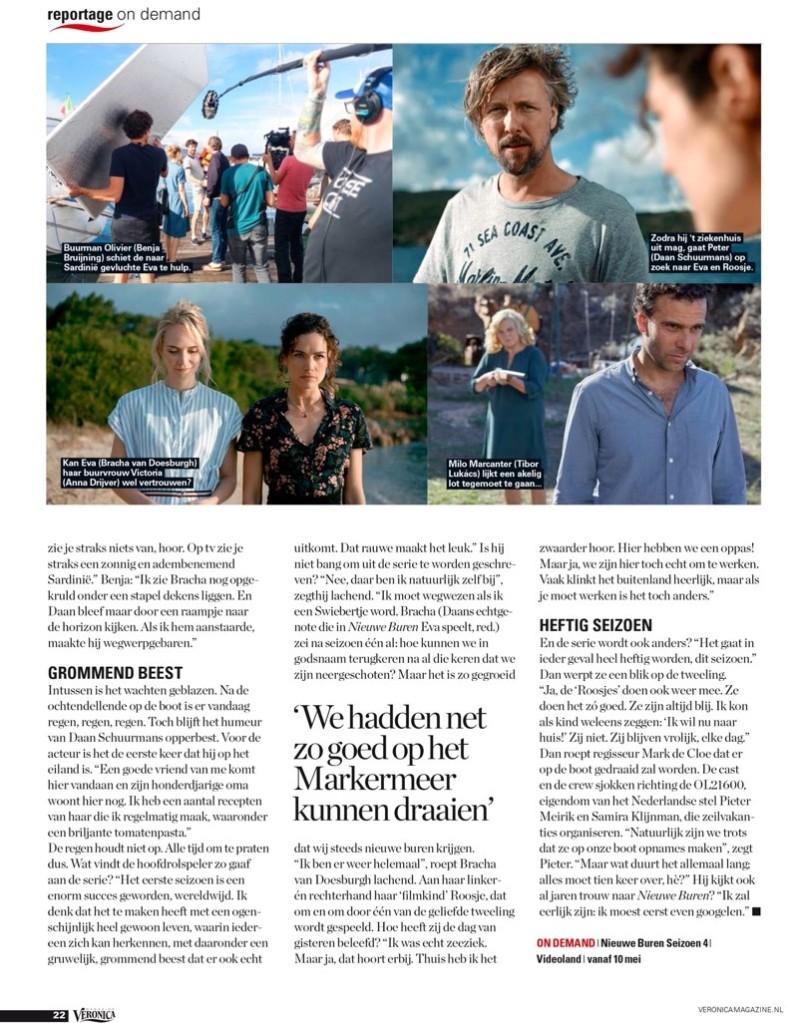 Article for Veronica Magazine