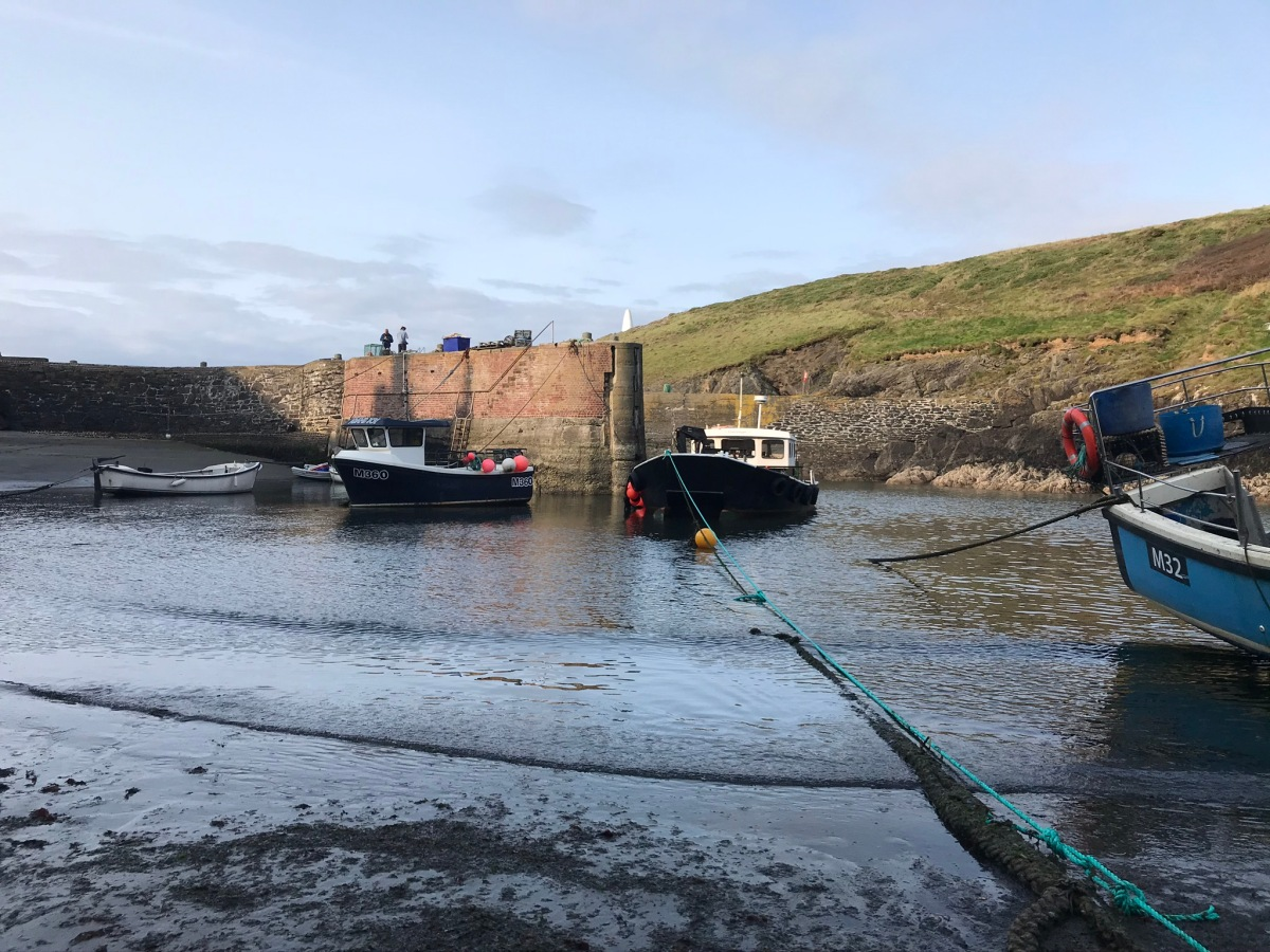Mooring Works - temporary and Permanent within a harbour