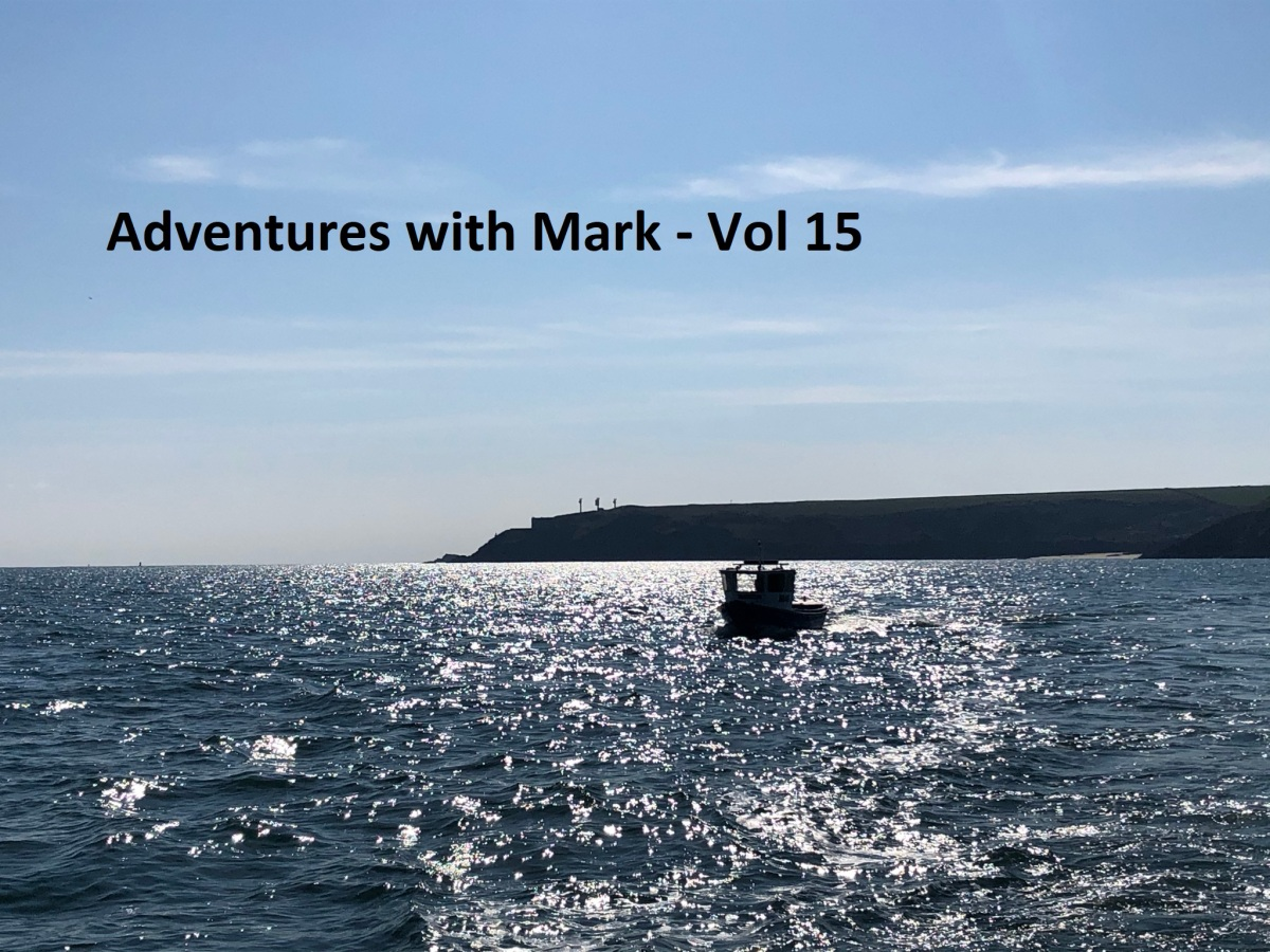 Adventures with Mark vol 15