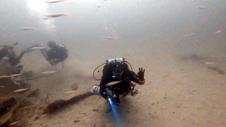 50mtr Mixed Gas Diver