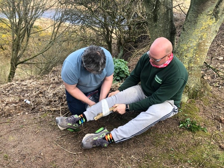 Survival First Aid Skills with Mark Lewis