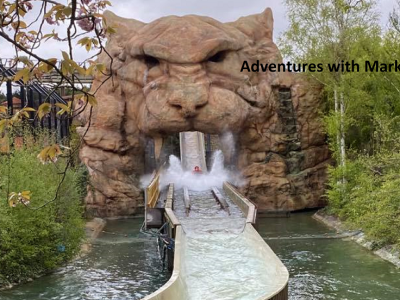 HS2 Training ¦ Thorpe Park ¦ Chessington World of Adventures ¦ First Aid Training ¦ Adventures with Mark latest....