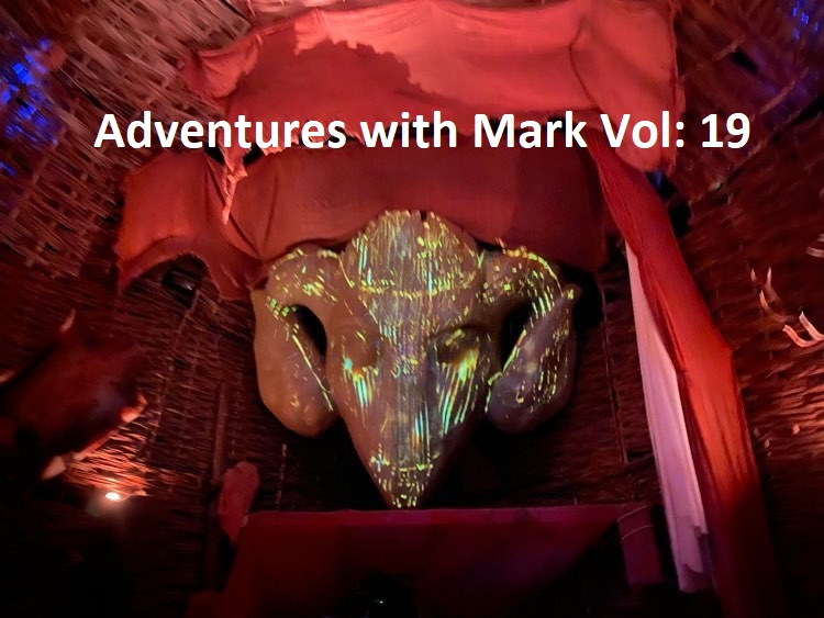 Adventures with Mark Vol 19 - Vlog
