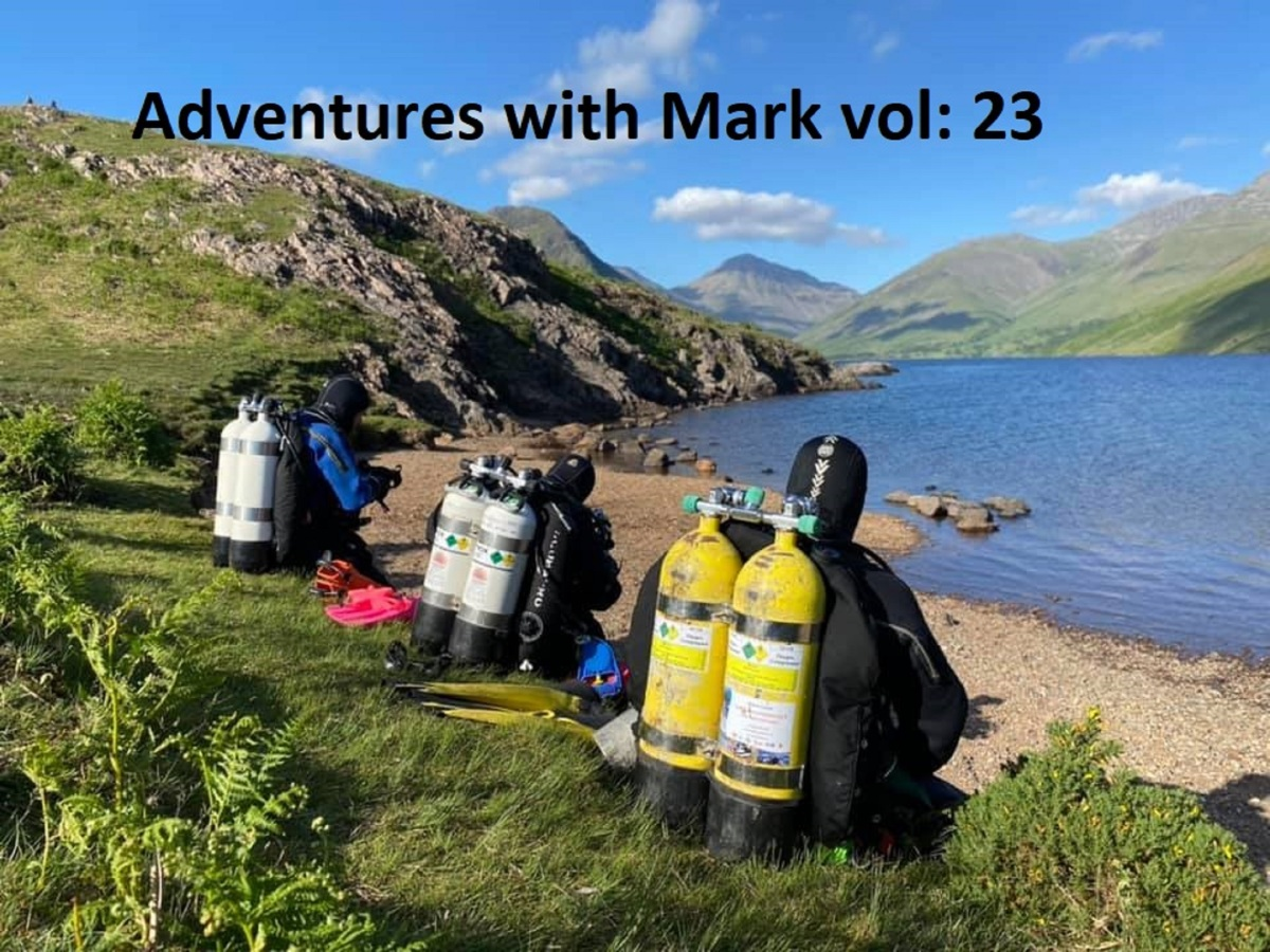 Tuckers Grave Inn, Vobster Quay Diving, Scuba Diving England's Deepest Lake, Wastwater, Lake district - Mark Lewis Adventures.