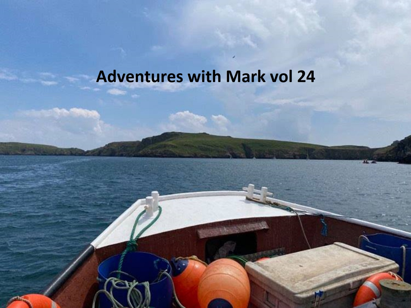 Pembrokeshire Diving ¦ War Grave Wreck Dive ¦ MV Lucy Wreck ¦ 76yr old Dad doing handstands! Adventures with Mark vol 24