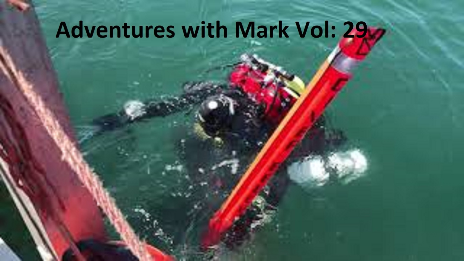 Scuba Diving West Wales ¦ First Aid Training ¦ Family Holidays ¦ Adventures with Mark Vol 29